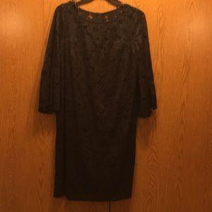 Size 14 black dress